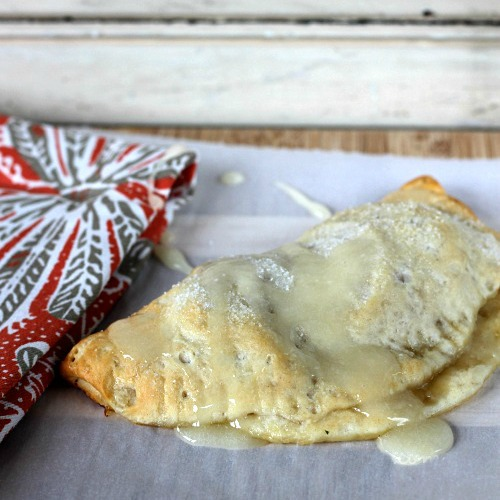 Easy Apple Turnovers #callmepmc #apples
