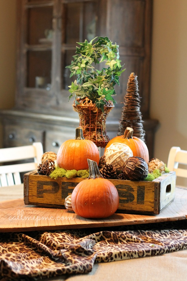Fall Tablescape 2 #callmepmc