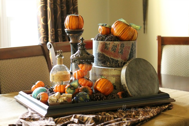 Fall Tablescape 3 #callmepmc