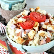 Kentucky Hot Brown Mac & Cheese