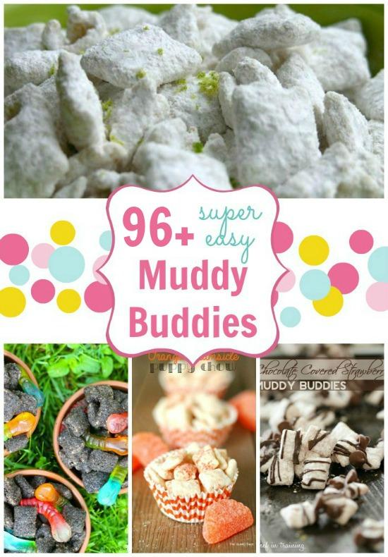 96+ Super Easy Muddy Buddy Recipes