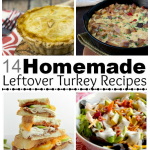 14 Homemade Leftover Turkey Recipes