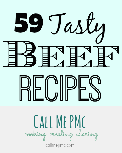 59 Tasty Beef Recipes