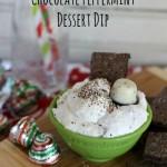 Chocolate Peppermint Dessert Dip