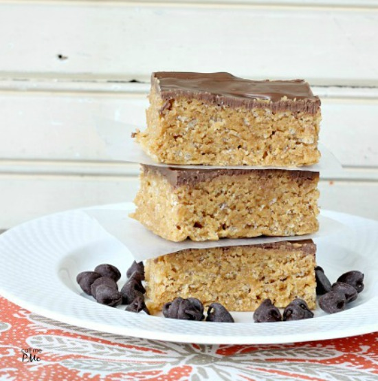 Peanut Butter Bars f