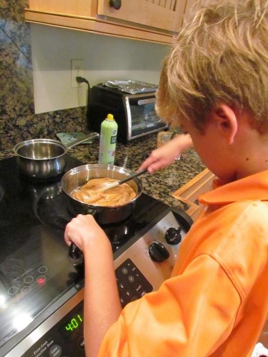 Peanut Butter Bars step-3