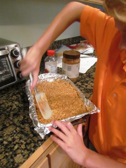 Peanut Butter Bars step-4