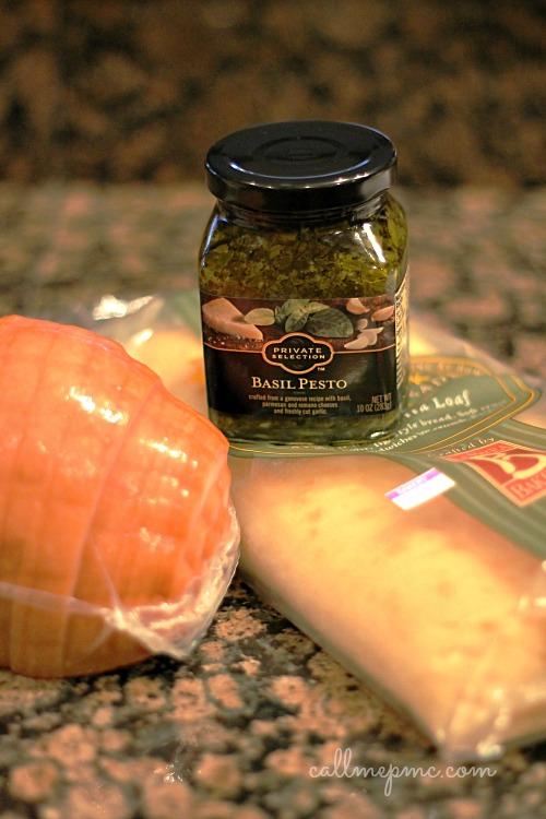 Turkey Sandwich ingredients