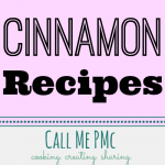 Recipes with Cinnamon at Saturday Dishes