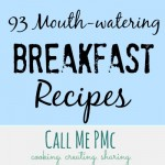 Breakfast Recipes Saturday Dishes