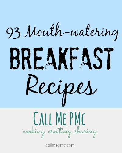 93 Breakfast Recipes