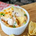 Hot Crawfish Cheese Dip