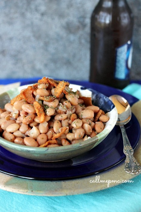 Spicy and satisfying this Slow Cooker Gluten Free Pinto Bean Recipe is a new addition to my diet. Spice them up with fresh jalapenos and add bacon and cilantro for flavor.