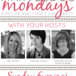 Marvelous Mondays Link Party