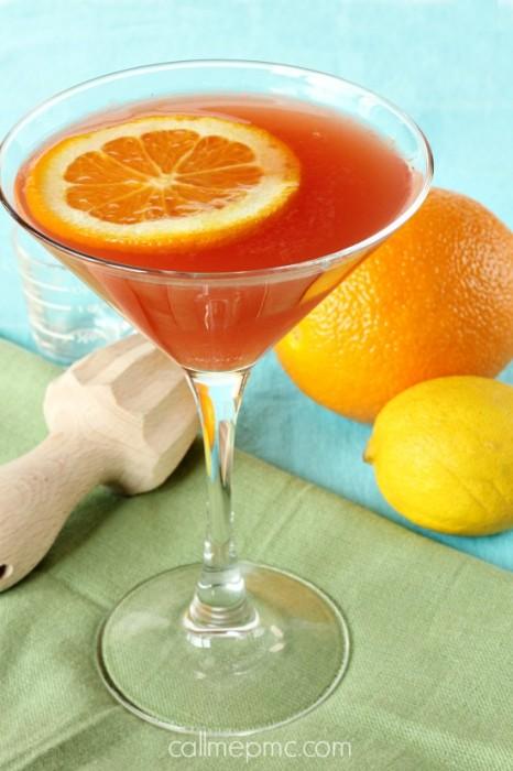 Hurricane martini