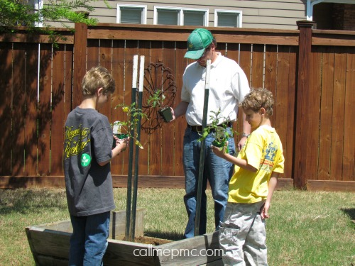 How Does Your Garden Grow? #GroSomethingGreater