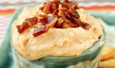 Caramelized Onion Bacon Dip Recipe