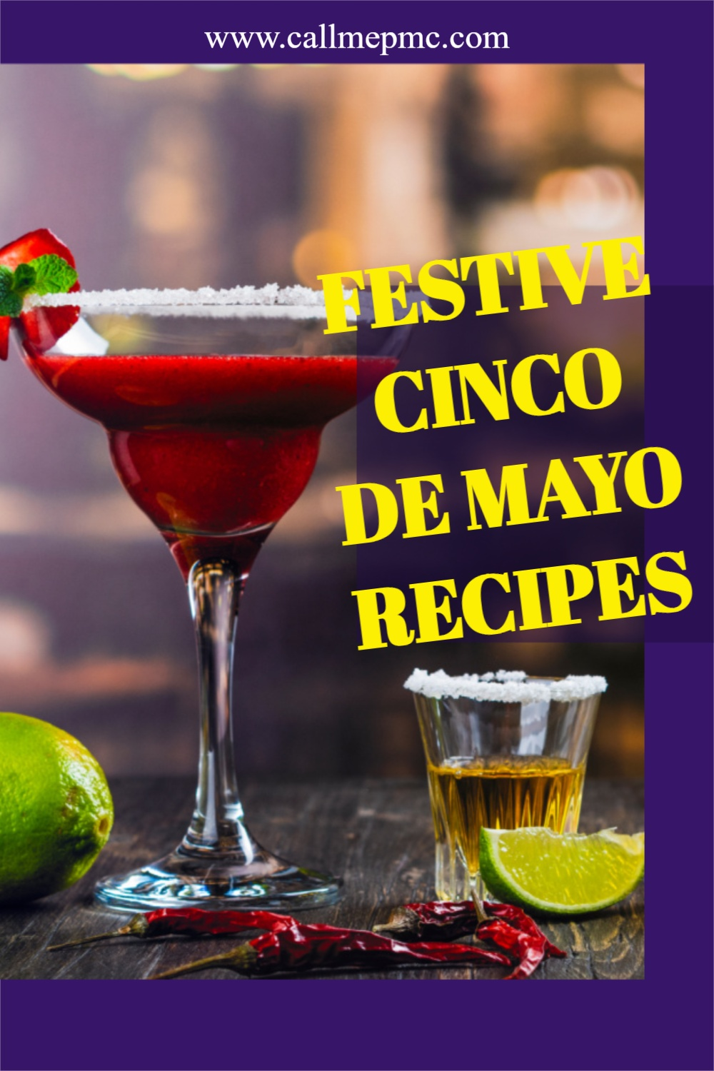 Festive Cinco de Mayo Recipes - some of the best Mexican and Tex-Mex recipes for you to celebrate with. Easy, delicious recipes! #texmex #Mexican #recipes #holidays #roundup #CincodeMayorecipes