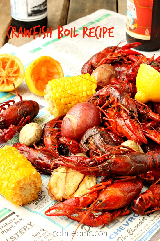 Cajun Crawfish Boil | How to Boil Crawfish