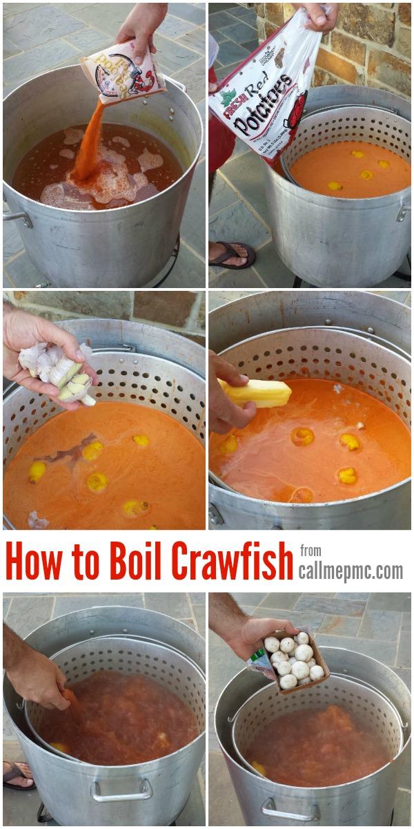 How to Boil Crawfish | Crawfish Recipe