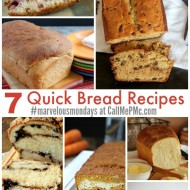 Marvelous Mondays, Quick Breads + Photography Resources