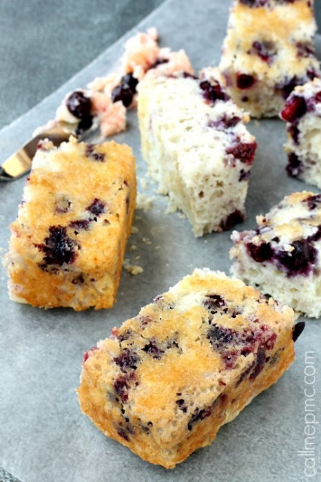 Fresh Blueberry Muffin Cake » Call Me PMc