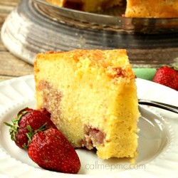Strawberry Pound Cake 2wm