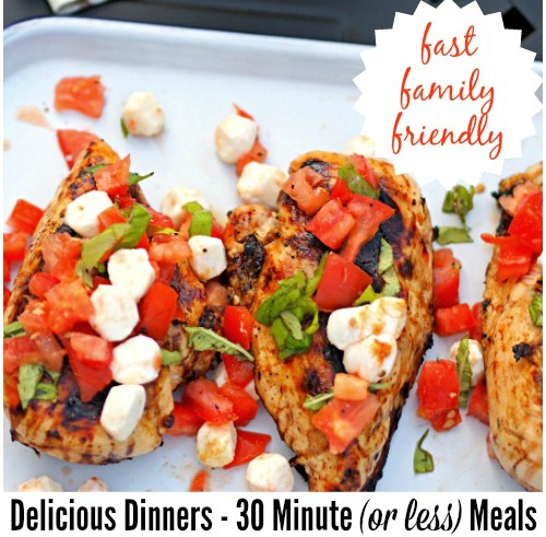30 Minutes Meals Or Less » Call Me PMc