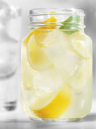 """Stoli Lemon-ade- Stoli Lemon-ade tart and sweet this cocktail will quickly become a favorite!  My friends and I have a saying, """"Life's too short to drink bad alcohol!"""" To me, that includes wine, beer or mixed drinks."""