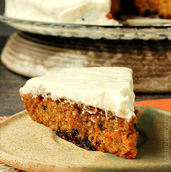 Big Daddy Carrot Cake
