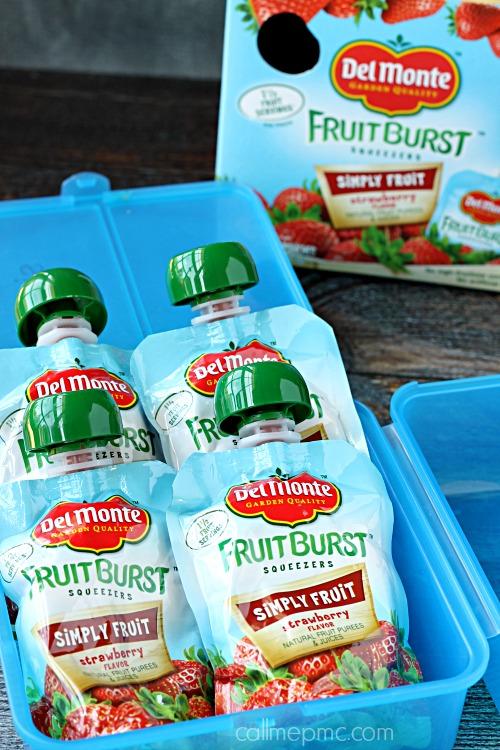 Del Monte Fruit Burst Squeezers #DelMonteBTS #PMedia #ad