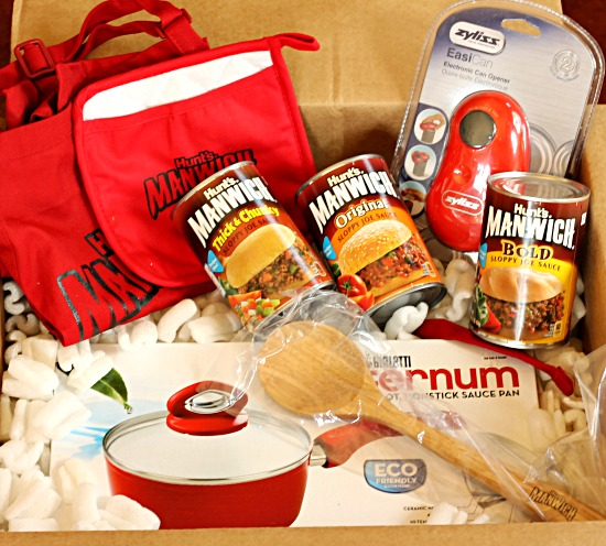 Manwich Prize Pack