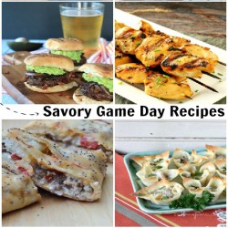 Savory Game Day Recipes