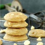 Small Batch White Chocolate Chip Cookies