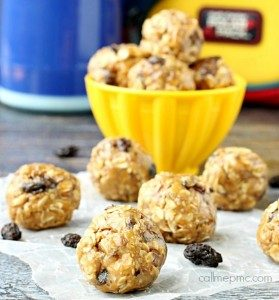Oatmeal Raisin- Energy Balls