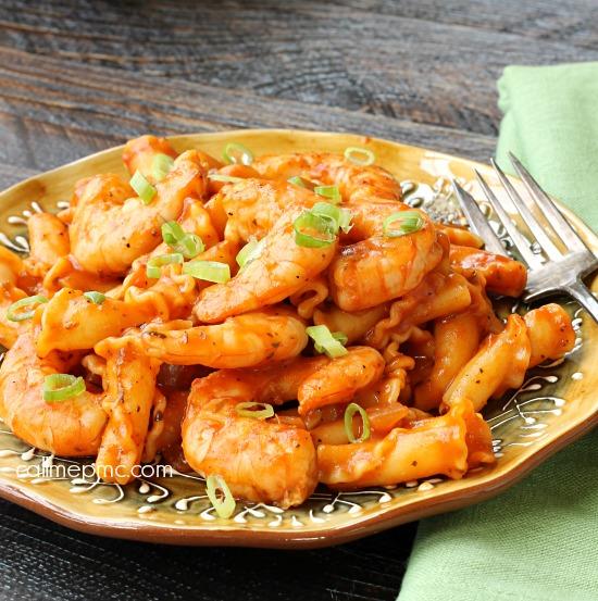 Jambalaya Shrimp Pasta