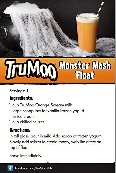 TruMoo Monster Mash Float