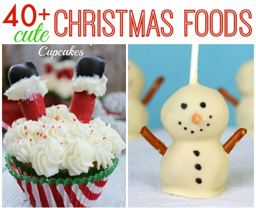 40 Cute Christmas Food Ideas > Call Me PMc