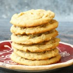 Easy Peanut Butter Oatmeal Cookie Recipe