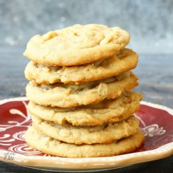 Peanut Butter Oatmeal Cookie Recipe
