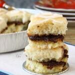 Sister Schubert Cinnamon Roll Pull Apart Bread