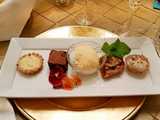 Sister Schubert's dessert