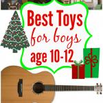 Best Toys Boys Age 10-12