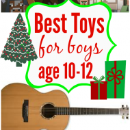 Best Toys Boys ages 10-12
