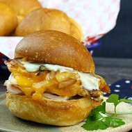 KENTUCKY HOT BROWN SLIDERS RECIPE