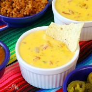 Famous Queso Dip Recipe