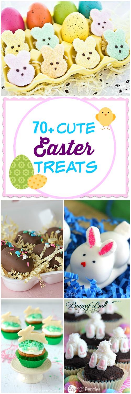 70 Cute Easter Treats