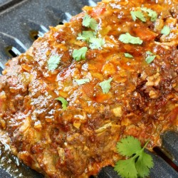 Mexican Meatloaf recipe