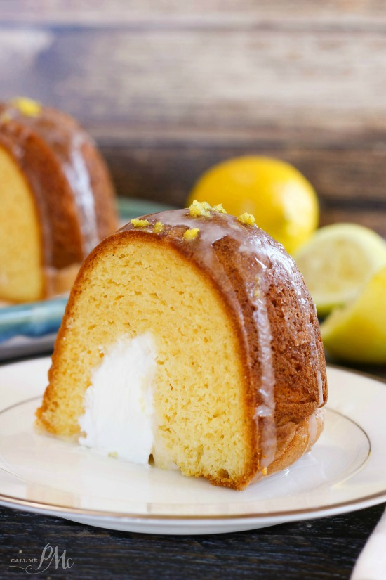 How To Make Pound Cake With Lemon Cake Mix