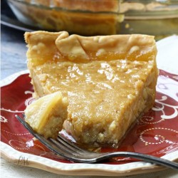 Old Fashioned Sugar Pie Recipe